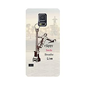 Skintice Designer Back Cover with direct 3D sublimation printing for Samsung Galaxy S5 G900X