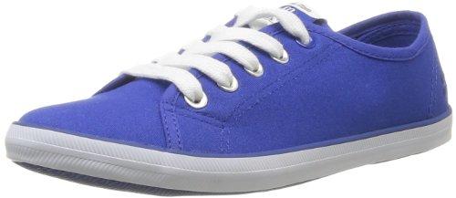 Banana Moon - Chelsey, Alte scarpe da ginnastica da donna, Blu (Blau - Bleu (Gitane)), 40