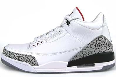 timeless design 5675a d0653 mens air jordan retro 3 basketball shoes