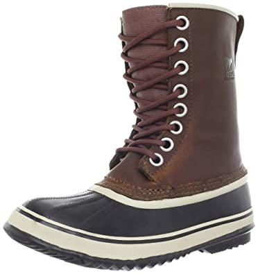 Sorel Women's 1964 Premium Leather Boot,Cappucino/Oxford Tan,5 M US