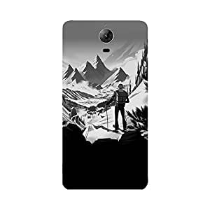Skintice Designer Back Cover with direct 3D sublimation printing for Lenovo K5 Note