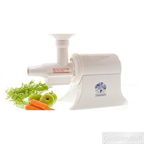Champion G5-NG-853S Household Juicer, White (Champion 2000+ Juicer compare prices)