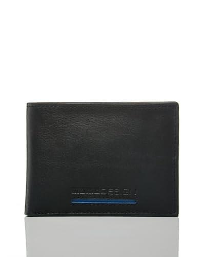 Momodesign Portafoglio Stripe Nero