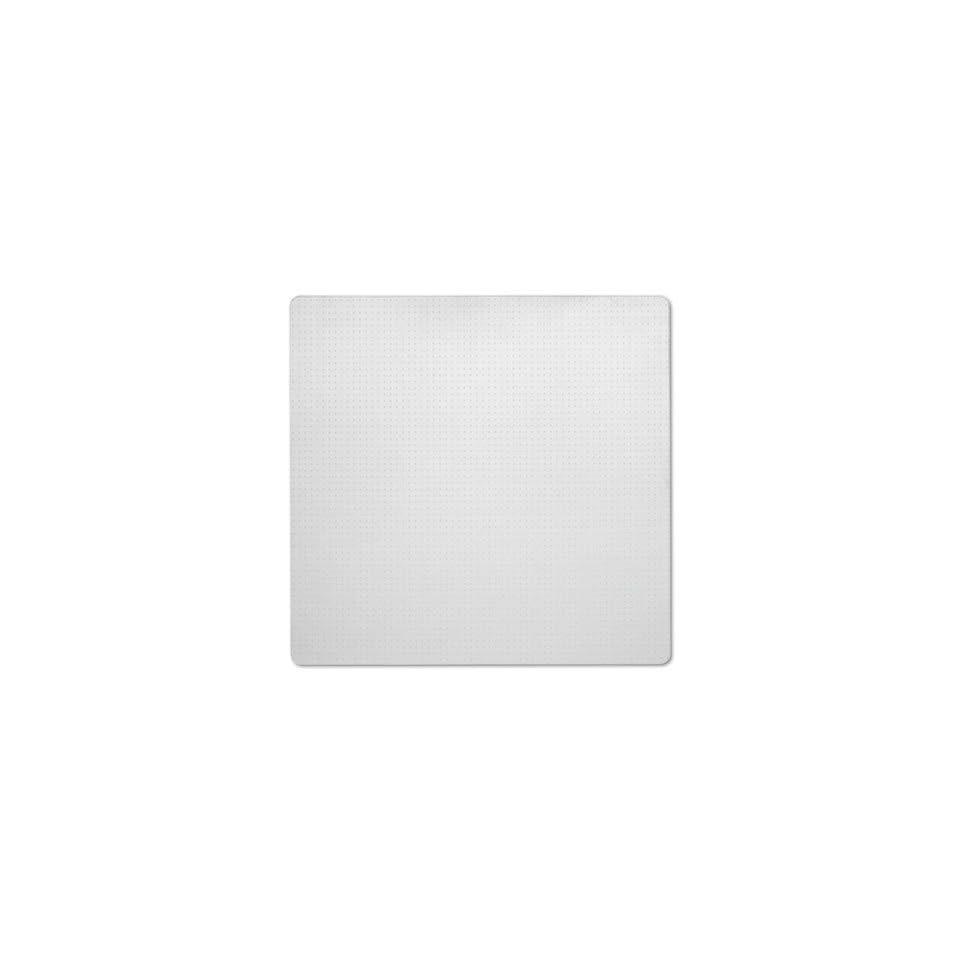 7220001516518 PVC Chair Mat, Low To Medium Pile Carpet, 60 X 60