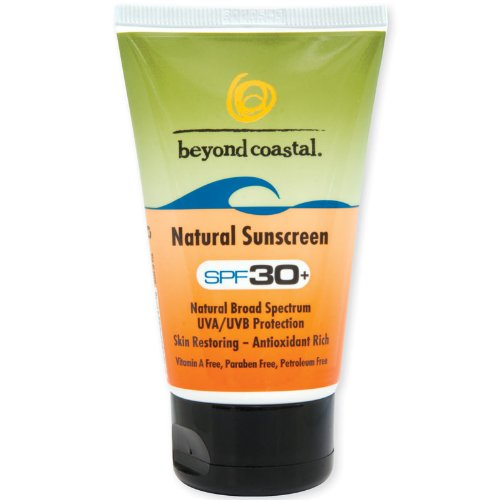 Beyond Coastal Natural Spf 30 Sunscreen (4-Ounce)