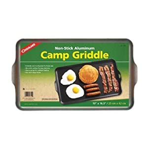 Coghlan's Non-Stick Two Burner Griddle
