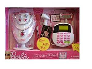 KIDdesigns, Inc Barbie Boutique Shop 'n Scan