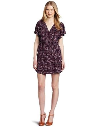French Connection 海神卡吕普索款连衣裙Women's Calypso Jersey Dress $40.63