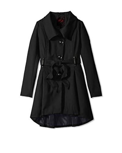 Yoki Women's High-Low Jacket