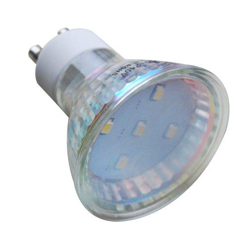 Thg 1X 100-120V 5 Smd Led Warm White Gu10 Spot Light Ceiling Glasses Lamp Bulb Downlight Office Meeting Room front-468060