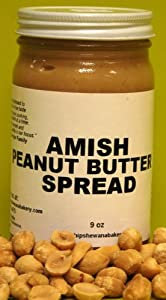Amish Peanut Butter Spread, 9 oz
