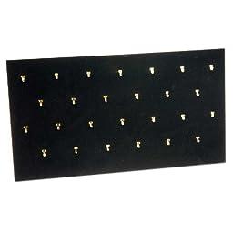 Pendant Pad (26 Hooks) Black