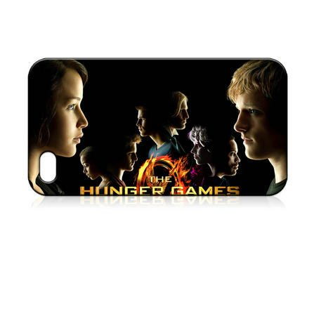 The Hunger Games Hard Case Cover for Iphone 4