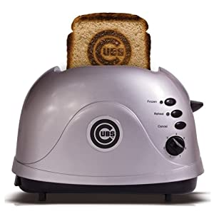 Chicago Cubs MLB ProToast Toaster