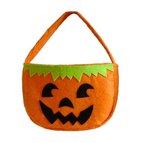 Halloween-Trick-or-Treat-Sac-Enfants-Tissu-Panier-pour-Bonbons-Cello-Poche