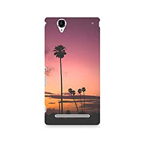 TAZindia Designer Printed Hard Back Case Cover For Sony Xperia T2 Ultra