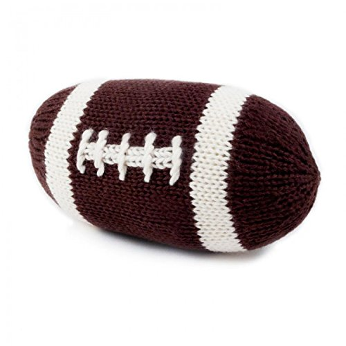 Estella Baby Rattle Toy, Football