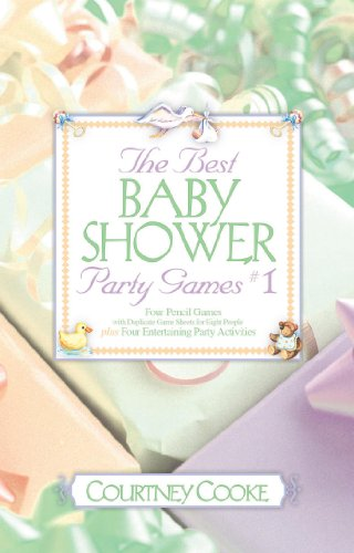 five cheap baby shower games