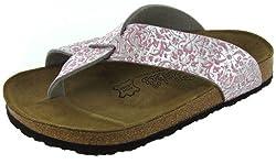 Birki's Cancun Pink Floral Women's Sandals EU 36 / US 5