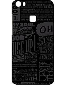 EPICCASE Awesomeness Mobile Back Case Cover For Vivo V3 Max (Designer Case)