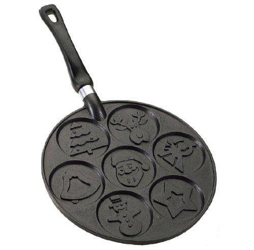 Nordic Ware Holiday Pancake Pan front-545071