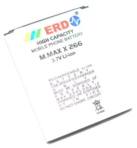 ERD 850mAh Battery (For Micromax X266)