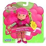 Strawberry Shortcake Charming Friends Doll Raspberry Torte