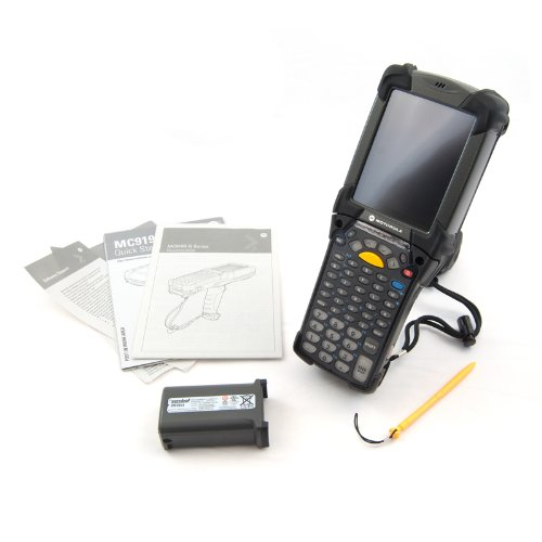 Motorola Mc9190 Handheld Mobile Computer - Wi-Fi (802.11A/B/G) /2D Imager / Windows Ce 6.0 / 256Mb Ram/1Gb Rom / 53-Vt Keypad / Bluetooth P/N: Mc9190-G30Swgya6Wr