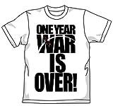 ガンダム 終戦Tシャツ ホワイト サイズ:L