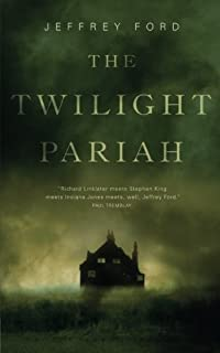 Book Cover: The Twilight Pariah