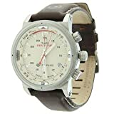Timex Expedition E Compass Watch Leather -