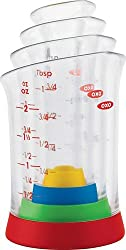 Oxo 4 Piece Mini Measuring Beaker Set 1263680
