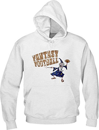 BSW YOUTH Fantasy Football Wizard Magic Geek NFL Hoodie ...