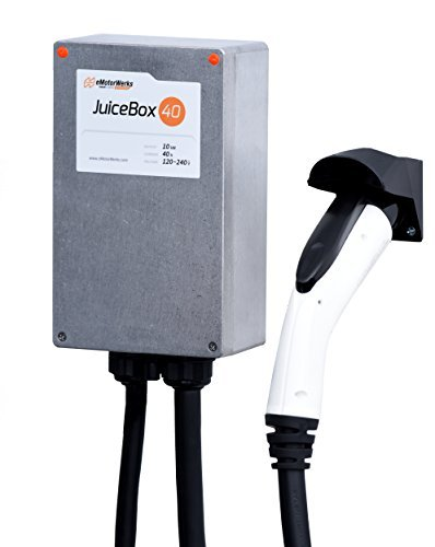 JuiceBox 40A EV Charger / Home Level 2 Electric Vehicle Charging Station with 24' Cord (Rv Smart Dryer compare prices)