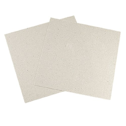 Microwave Oven 11 X 11Cm Repairing Part Mica Plates Sheets 2 Pcs