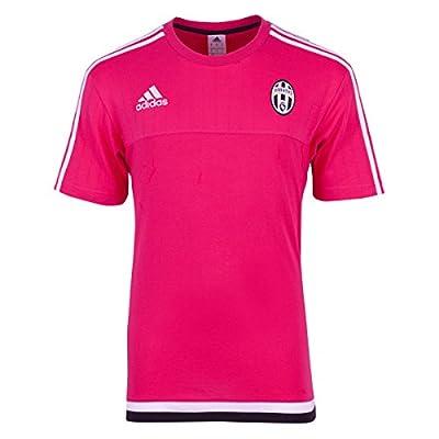 2015-2016 Juventus Adidas Training Tee (Pink)