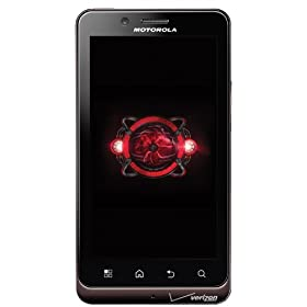 Motorola DROID BIONIC 4G Android Phone, 32GB (Verizon Wireless)