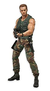 Predators Serie 8 Actionfigur Patrol Dutch Figur a