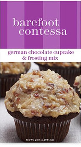 Barefoot Contessa German Chocolate Cupcake Mix, 25.9-Ounce