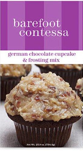 German Chocolate Cupcake Recipe German Chocolate Cupcake