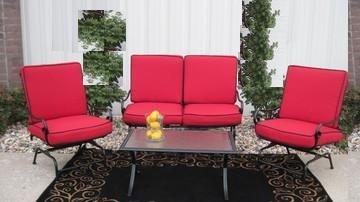 Outdoor Patio Deep Seating Set