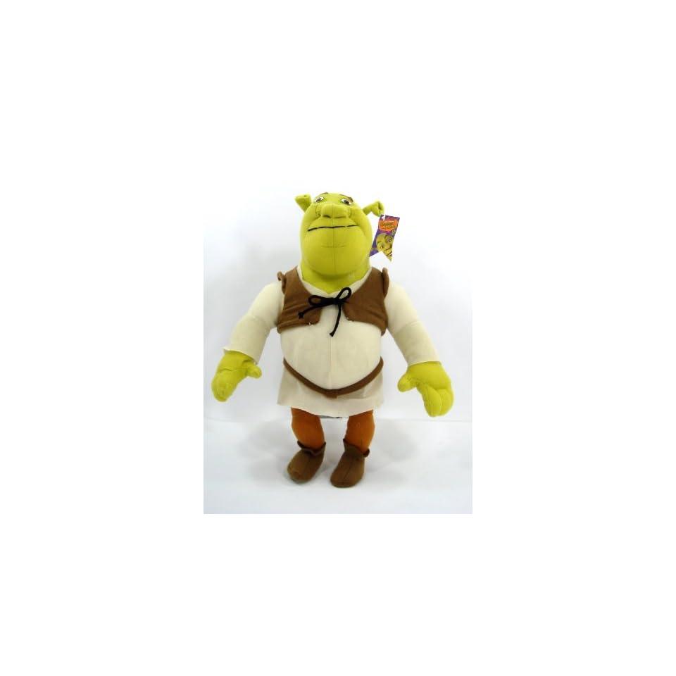 Shrek2 Shrek Plush Doll  12 authentic Ogre