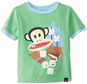 Paul Frank Boys 2-7 Toddler S'Mores Tee by Paul Frank