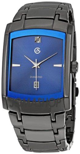 George Diamond Blue Dial Mens Watch FMDGE183