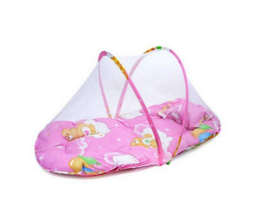 Portable Bed For Toddler 2578 front