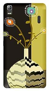 TrilMil Printed Designer Mobile Case Back Cover For LENOVO K3 NOTE /LENOVO A 7000 A7000