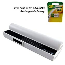 Asus 90-OA001B1100 Laptop Battery - Premium Powerwarehouse Battery 6 Cell
