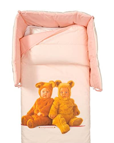 Anne Geddes Quilt Lettino Con Paracolpi New Teddy Bears