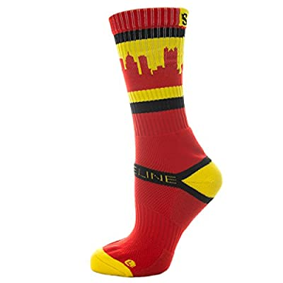 Strideline PITTSBURGH Pirates Athletic Crew Socks, One Size