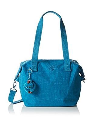 Kipling Bolso asa al hombro Gven (Azul)